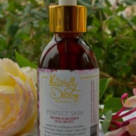 Perfect Skin – Redefining Oil Moisturiser